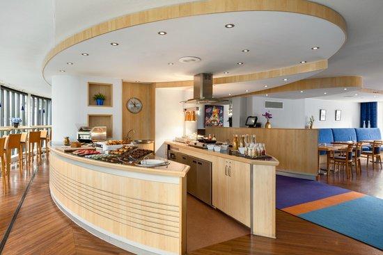 NH Amsterdam Museum Quarter : Breakfast Buffet