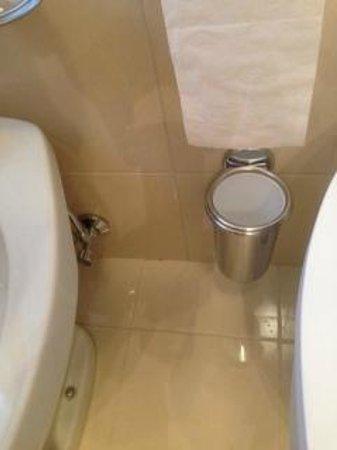 Hotel Garni Roberta: mancava lo spazzolino del wc