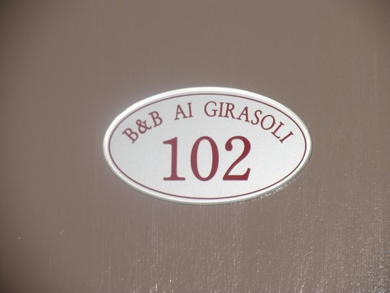B&B Ai Girasoli : camera mia