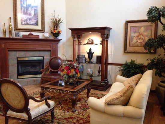 Best Western Plus Georgetown Corporate Center Hotel: Lobby