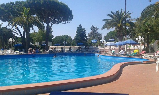 Park Imperial Hotel Terme: Scatto dal bar