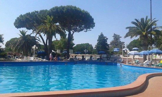 Park Imperial Hotel Terme: Piscina