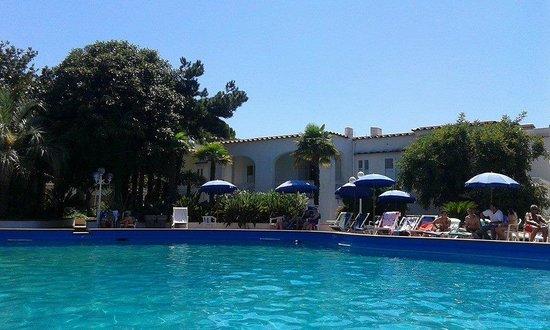 Park Imperial Hotel Terme: Bellissime camere sulla piscina