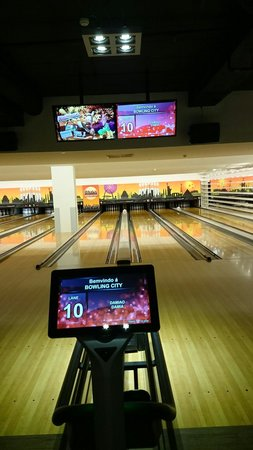 Bowling City
