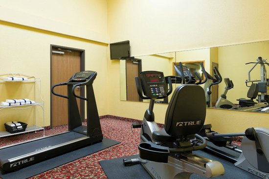 AmericInn Lodge & Suites Republic: Fitness Center