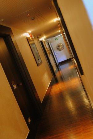 Hotel Pulitzer Roma : Hôtel agréable et moderne