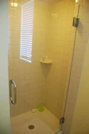 Marriott's Ocean Pointe: Hall bath shower