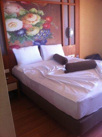 Alan Xafira Deluxe Resort & Spa : Standart room