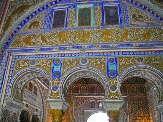 Alcázar: Schöner ging es nicht