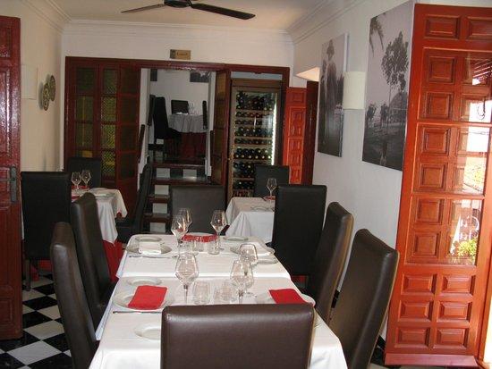 Casa La Parra: Ein privater Saal