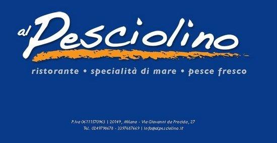 Al Pesciolino: La card.