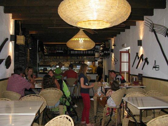 Casa La Parra: Die Bar