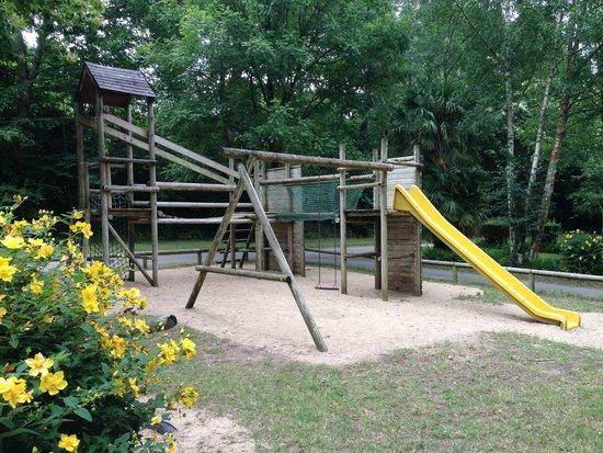 Camping de l'Orangerie de Lanniron : jeux