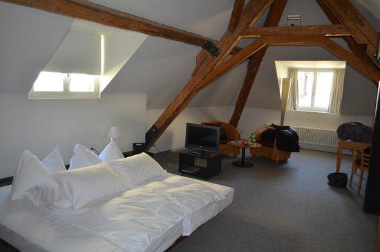 Limmathof Baden Hotel & Spa: Notre studio...