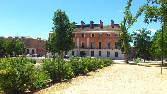 NH Collection Palacio de Aranjuez: Vista exterior