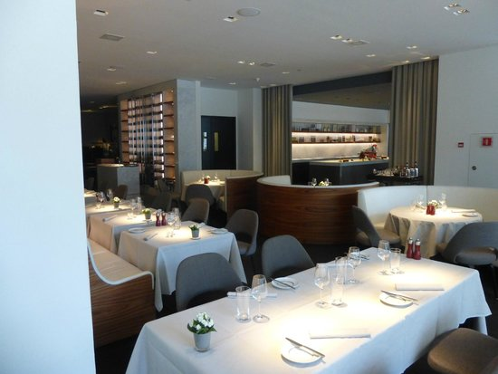 Pullman Eindhoven Cocagne: dinerplaats