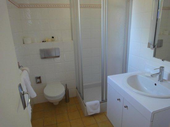 Hotel Madeloc: La salle de bains