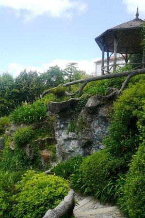 Santuario do Bom Jesus do Monte : GAZEBO E PARCO