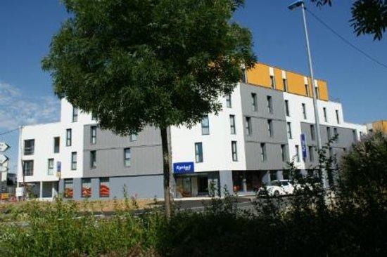 Kyriad La Rochelle Centre- Les Minimes : hotel