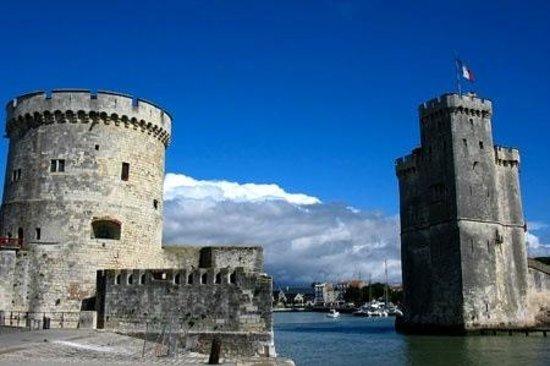 Kyriad La Rochelle Centre- Les Minimes : le centre de la rochelle