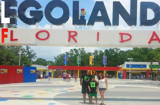 LEGOLAND Florida Resort: our first and last visit