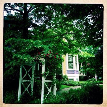 Boyden House Inn: Charming inside and out!