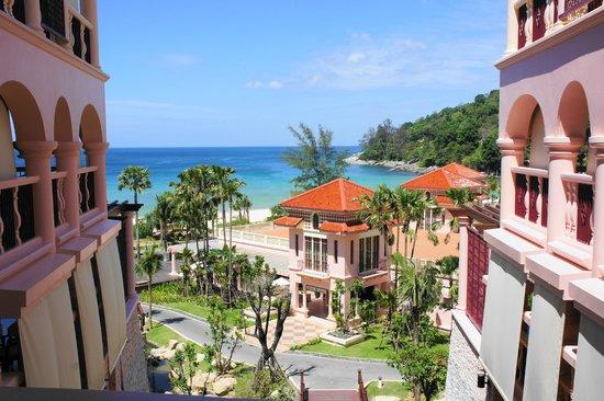 Centara Karon Resort Phuket: вид