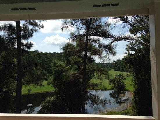 """Disney's Old Key West Resort: """"Fairway View"""" room"""