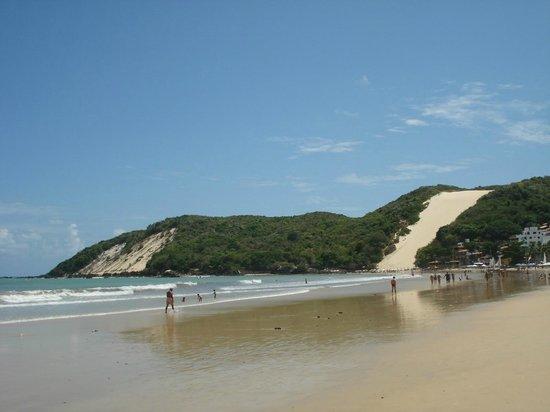 Ponta Negra Beach: Ponta Negra e Morro do Careca