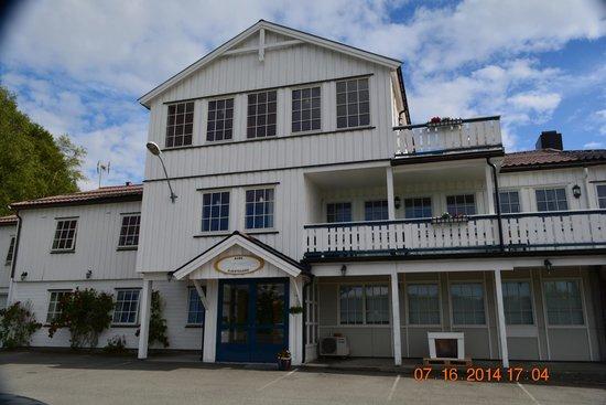 Aure Municipality, Νορβηγία: Aure Gjestegaard