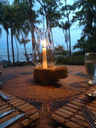 Ylang Ylang Restaurant : Beautiful view