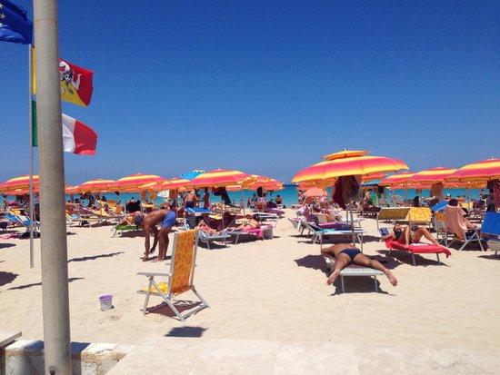 Profumo di Salsedine B&B: White sand beaches!