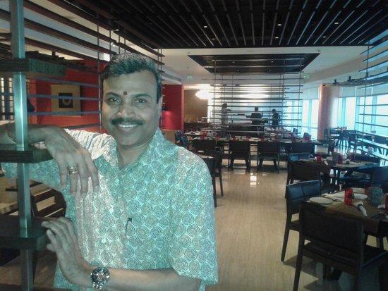 The Westin Mumbai Garden City: At KANGAN RESTAURANT
