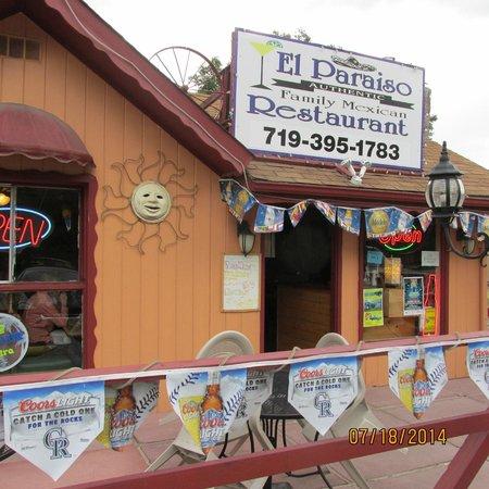 El Paraiso Family Mexican Restaurant: El Paraiso Restaurant