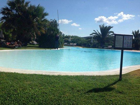 Aquadulci Hotel: mattina di relax