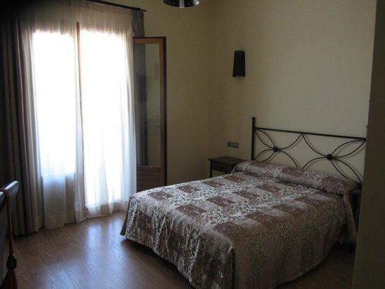 Hotel Estrella de las Nieves : Vista general de la habitación