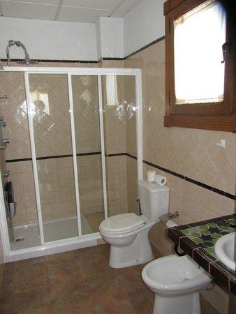 Hotel Estrella de las Nieves: Vista general del baño