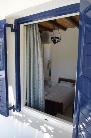 Paradise Rooms: Camera vista 1