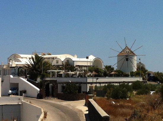 Milos Villas: Amazing location