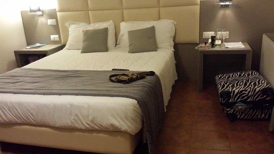 Heart Hotel : Bedroom in the Suite