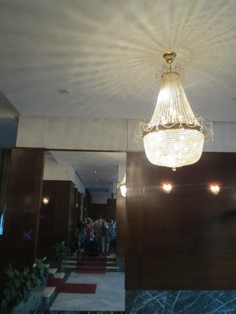 Hotel Polana: Reception hall