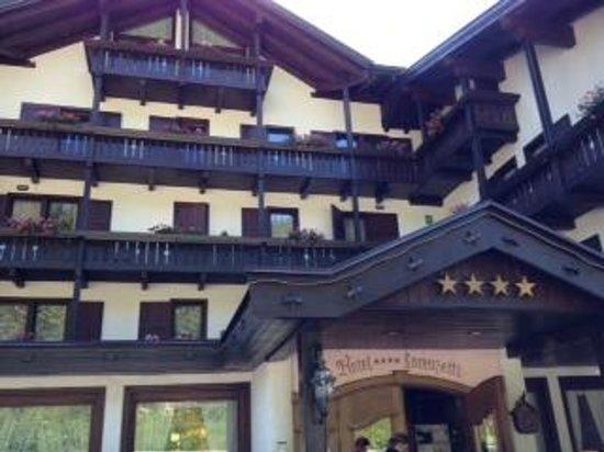 Hotel Lorenzetti : Ingresso
