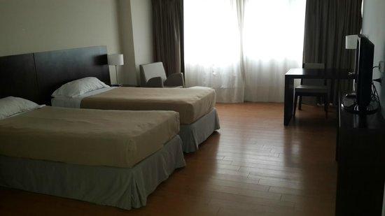 Galerias Hotel: Habitación 304