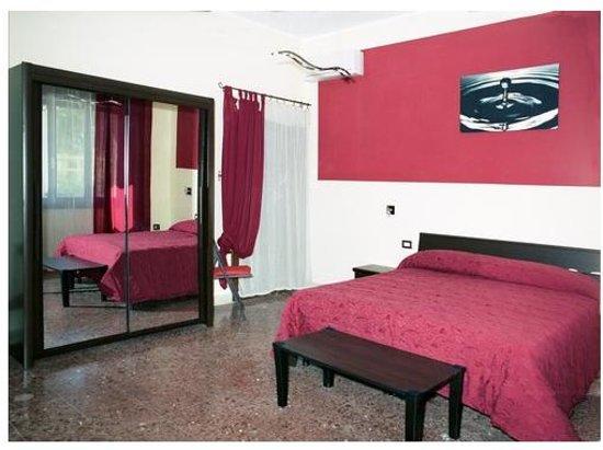 Villa Pia: matrimoniale