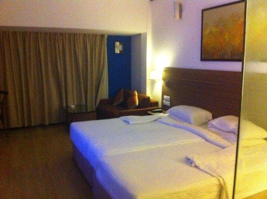 The Dukes Retreat: room no 217