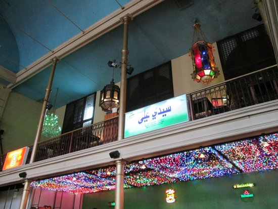 Bazar: Interieur
