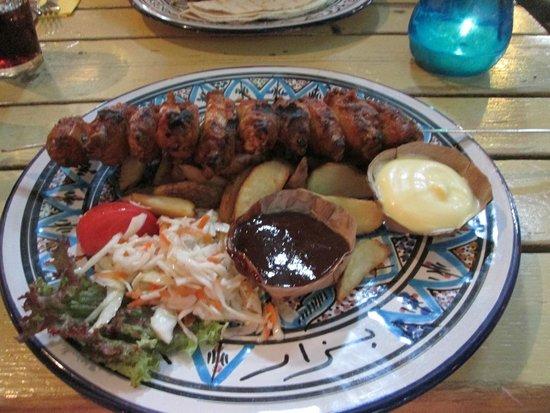 Bazar: Kleine maaltijd