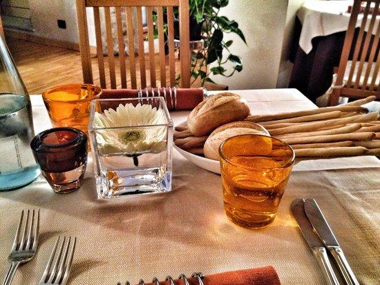 Campanarò...piccolo ristorante in città: La tavola...