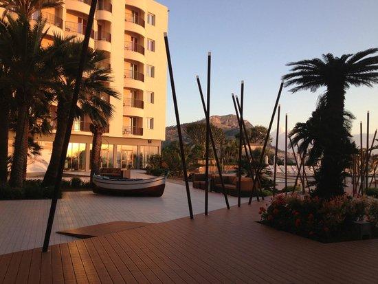 Domina Coral Bay Sicilia Zagarella: рассвет