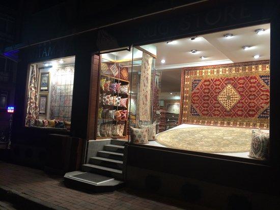 Ahtamara Rug Store